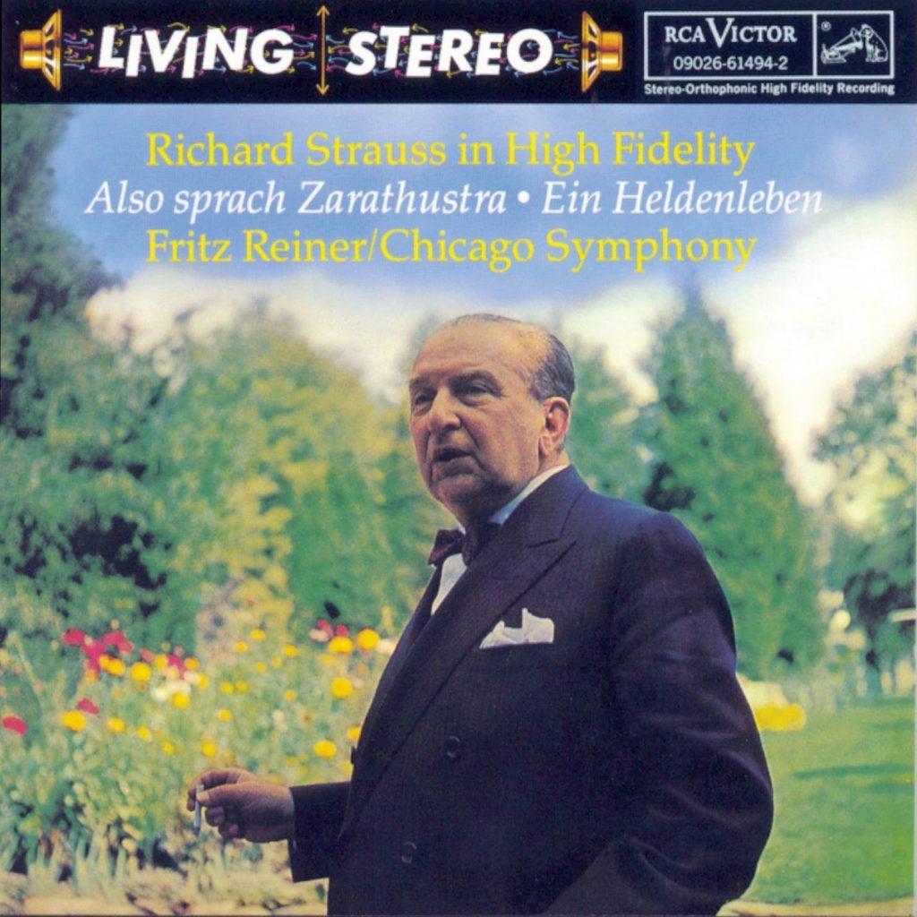 R‧史特勞斯(Richard Georg Strauss) Also sprach Zarathustra, Op. 30