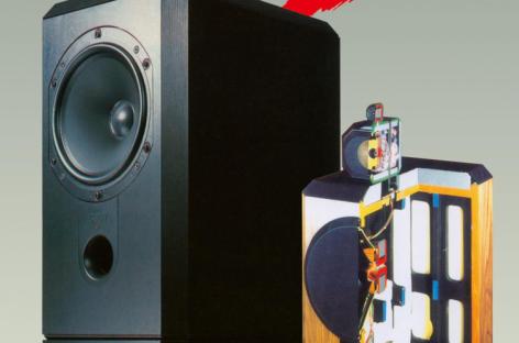 當年今日:B&W 801 Matrix Series 2 揚聲器