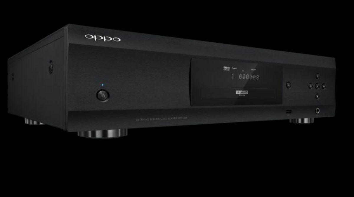 OPPO UDP-205 – 兩聲道測試篇