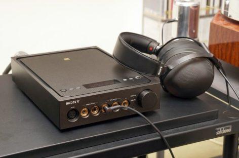 Sony Signature Series TA-ZH1ES、MDR-Z1R – 重回耳機世界頂尖行列