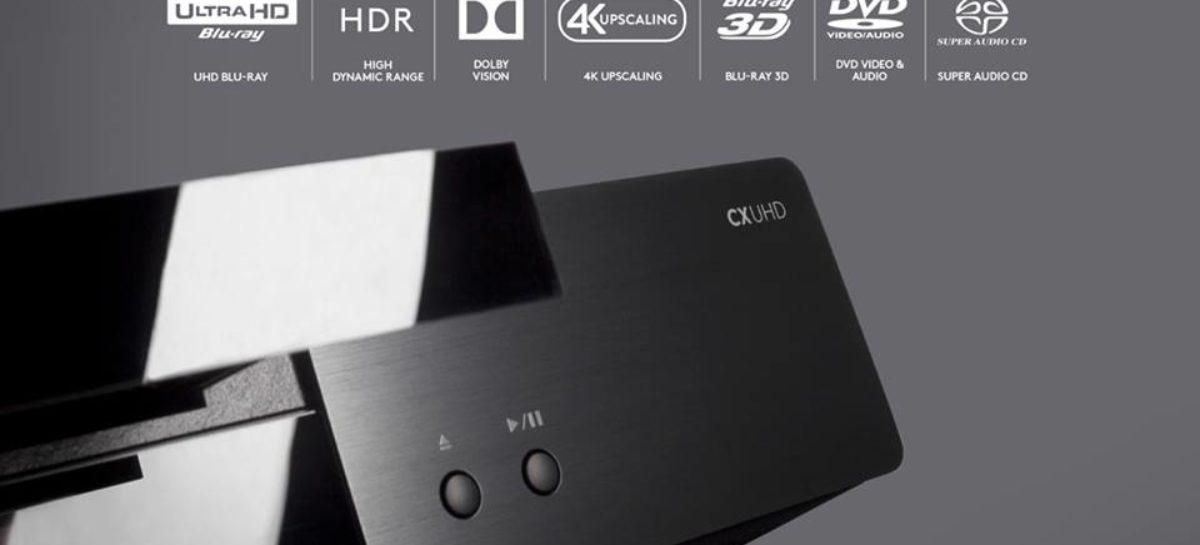 購買 Cambridge Audio CXUHD 可免費換領《猿人爭霸戰。猩凶巨戰》(限量)